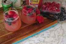 Drinks / Drink recipes, cocktail recipes, different kinds of cocktail mixers, drink ideas, margaritas, martinis, mixed drinks