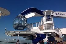 Quantum of the Seas / Sail out of Bayonne NJ on Royal Caribbean's Quantum of the Seas ~ the most innovative ship on the seas.