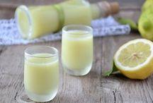liquore cremoso al limone
