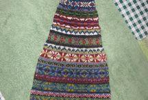 Swetry i robótki na drutach