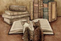 books / by Aurora Fox