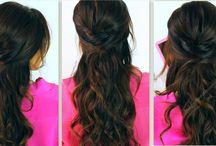 make e cabelos