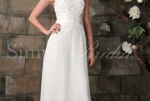 Wedding / possible wedding dresses