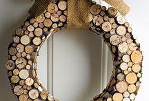 Wreath Ideas / by Danielle Still
