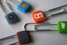 Booooookmarks! / Creative bookmarks that make us go why didn't I think of it!