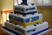 Graduation cakes  / by Kathy Ruiz