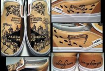 Potter shoe Project