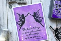 Justine Hovey's stunning cards