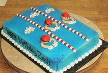 bolos natação