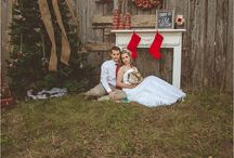 Christmas mini session ideas / by Chelsea Johnson
