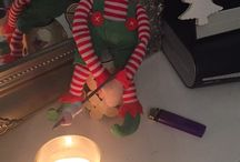 My naughty little elf