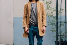 Men: Fall/Winter Outfits