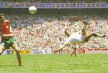 Historia futbolu / Wszystko co jest związane z historią piłki nożnej.