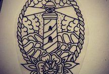 Tatoo old school