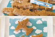 Plane Party Ideas / Amelia Earhart Party Ideas