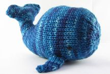 Knitted Toys / by Mamma4earth