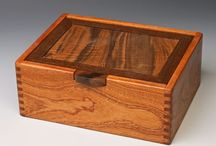 Wood boxes / Wooden boxes to make