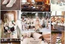 TABLICE kolorów i inspiracji ślubnych
