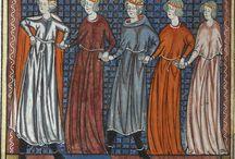 ubiory XIV wiek