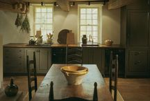 The Kitchen / by ♥ Prim With Love ♥