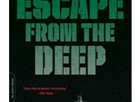 ESCAPE FROM THE DEEP / A BOOK ABOU THE USS TANG
