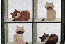 Quilts - Cats