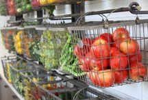 fruit vegetable bar