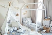 Oscar & Ottilie's Bedroom Inspiration