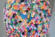 Moje origami / To co potrafię i wychodzi mi jako tako:)