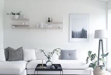 Minimalist Interior Design /  It takes notions of modern design and simplifies them further. Colour palettes are neutral and airy; furnishings are simple and streamlined, and nothing is excessive or flamboyant in accessories or décor. Minimalism is ultimately defined by a sense of functionality and ultra-clean lin