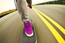 skate or die!!  ;) / by Sasheen Montano