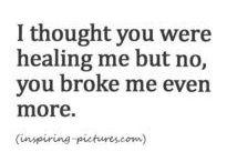 Heartbreak quoteja