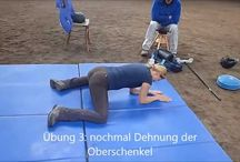 excercises for horse riders