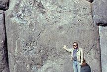 Arqueología - Inca - Sacsayhuaman - Perú