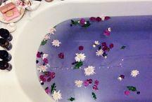 Bath water / Photography (recreate)