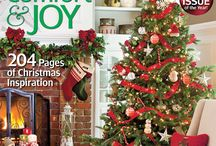 From Our November 2014 Issue / Our November issue has all the country comfort and joy you need to deck your halls in style this holiday season! From holly-jolly homes and crafty projects to festive decor and special gifts, we've got all your yuletide design needs covered. / by Country Sampler Magazine