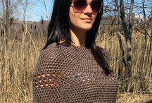 Crochet Capelet PATTERN, Crochet Cowl Pattern, Easy, Shawl Crochet Pattern, Crochet Shoulder Wrap, PDF, Crochet Top Pattern, Crochet Garment