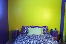 My girls bedroom!