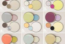 Color!!!!! / the psychology of color, color palettes, etc!