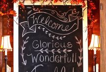 Chalkboards / by Pherenike