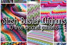 Crochet - Scraps / by Ginger Alumbaugh