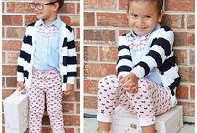 Tiny Fashion for Kids / by Brooklyn Limestone