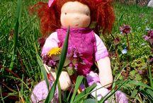 Mandula Dolls - 30cm