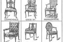 стиль мебель