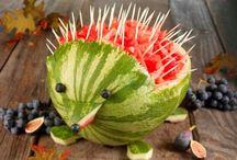 Fine frugtideer