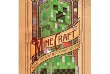 Minecraft / A collection of Minecraft themed items found on Niftywarehouse.com
