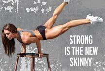 fitness  / by Ella Garrison
