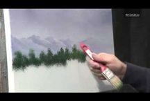 Technique de peinture