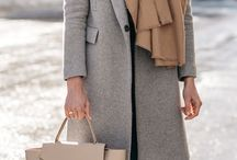 Grey Coat Inspiration