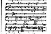 Music Sheets - public domain
